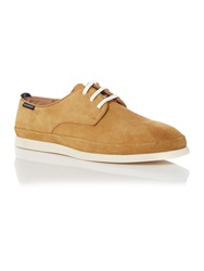 Peter Werth Caine Lace Up Shoe Sand