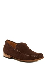 Andrew Marc New York West End Loafer Brown