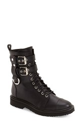 Women's Giuseppe Zanotti 'Hilary' Military Boot