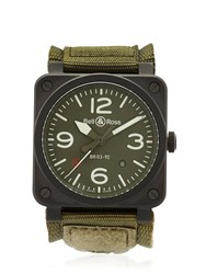 Bell And Ross Br03 92 Military Automatic Ceramic Watch