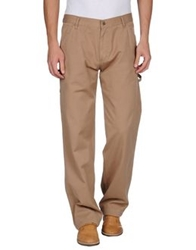 Lee Casual Pants Camel