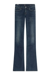 Citizens Of Humanity Flared Jeans Blue