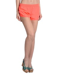 Diesel Swimwear Beach Trousers Women Coral
