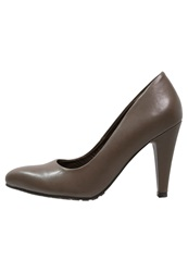 Anna Field Classic Heels Taupe