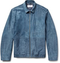 Enlist Enlit Uede Blouon Jacket Light Blue