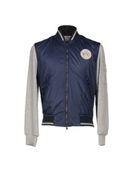 Kaos Jackets Dark Blue