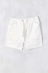 Without Walls Ripstop Camp Short White
