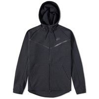 Nike Tech Fleece Windrunner Black