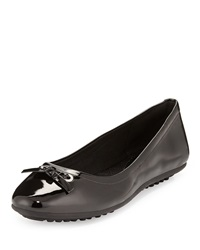 Juliet Escape Ballerina Flat Black Cole Haan