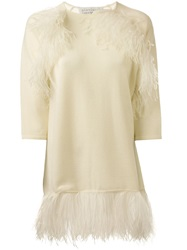 Gianluca Capannolo Trimmed Sweater White