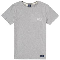 Bleu De Paname Bdp Handwriting Tee Grey