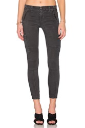 Lovers Friends Liam Skinny Cargo Jean Charcoal