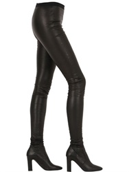 Tamara Mellon 90Mm Leather Legging Boots