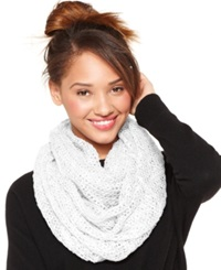 Collection Xiix Thick And Thin Slub Lightweight Loop Scarf