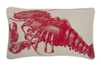 Thomas Paul Thomaspaul Lobster Flax Pillow