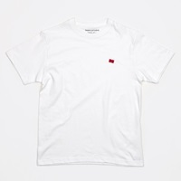 Darylstudio Price Tag T Shirt White