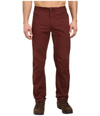Arc'teryx Pemberton Pants Redwood Men's Casual Pants Mahogany