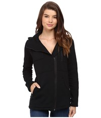 Hurley Winchester Fleece Black 1 Women's Coat