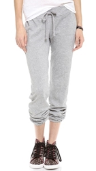 James Perse Genie Sweatpants Heather Grey