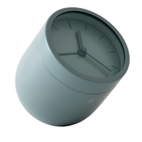 Menu Norm Tumbler Alarm Clock Moss Green Clocks Decoration Finnish Design Shop