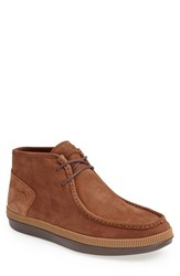 Men's Tommy Bahama 'Relaxology Collection Rivington' Moc Toe Chukka Boot Brown