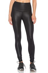 Alo Yoga High Waist Airbrush Legging Black