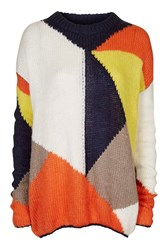 Azra Graphic Jumper By Jovonna Black