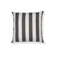 Luxdeco Yacht Stripe Cushion White