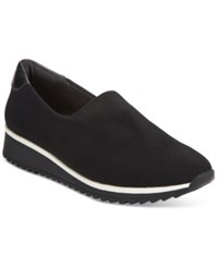 Impo Ruba Slip On Casual Wedges Women's Shoes Black