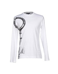 Karl Lagerfeld Topwear T Shirts Men White