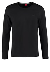 S.Oliver Long Sleeved Top Black