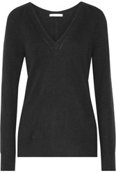 Duffy Cashmere Sweater Black