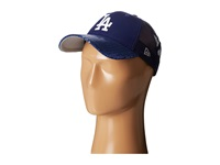 New Era Sequin Vize Los Angeles Dodgers Team Medium Blue Caps