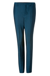 Jil Sander Wool Mohair Suit Pants