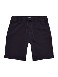 Criminal Perry Woven Jog Short Navy