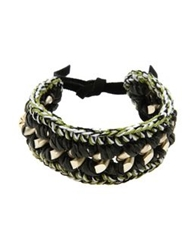 First People First Bracelets Military Green