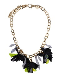 Matthew Williamson Necklaces Gold
