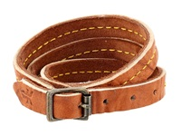 Frye Campus Wrap Cuff Saddle Dakota Bracelet Brown