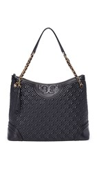 Tory Burch Fleming Tote Black