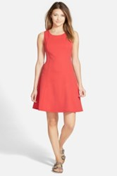 One Clothing Textured Skater Dress Juniors