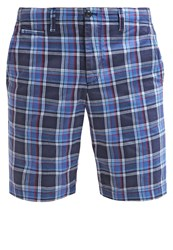 Gap Shorts Red Blue Plaid