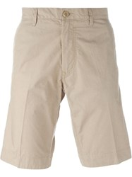 Diesel Classic Bermuda Shorts Nude And Neutrals