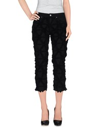 Isabel Marant Denim Denim Trousers Women Black