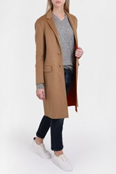 Joseph Women S Caversham Tone Coat Boutique1 Camel