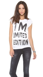 Happiness I'm Limited Edition Tee White