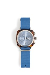 Briston Watches Icon Chrono Watch Blue