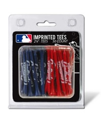 Team Golf St. Louis Cardinals 50 Pack Golf Tees Team Color