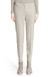 Women's Fabiana Filippi 'Montefalco' Straight Leg Ankle Pants