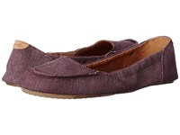 Sanuk Elle V. Eight Burgundy Women's Slip On Shoes