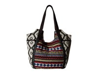 Volcom Global Chic Hobo Black Hobo Handbags